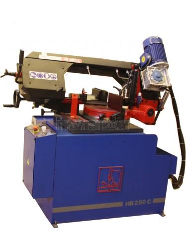 metal working bandsaw machine